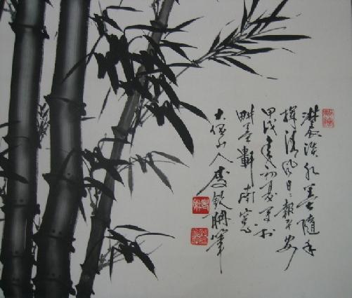 百合花的画法铅笔画图片展示