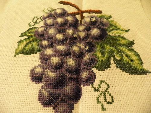 葡萄水果 (十字